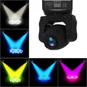 Guangzhou DJ Stage Light LED Spot Beam 60W MINI Moving Head Light Manufactures