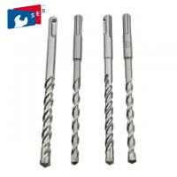 China Carbide Electric Hammer Drill Bits 110 - 1000 Mm For Concrete And Hard Stone on sale