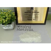 Legal Anabolic Steroids Stanozolol Winstrol Powder / Oil 25 / 50mg / Ml Manufactures