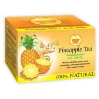 China Dr Ming Pineapple Tea Natural Slimming Tea Coffee To Lose Weight Qickly No Side Effects on sale