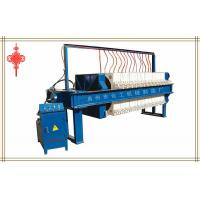 Programmed Membrane Squeeze Filter Press(Series 800) Manufactures