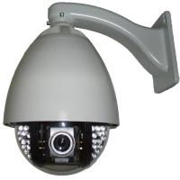 "1/3"" Sony Super Had CCD Infrared Dome IP Camera Color 480TVL / 540TVL Manufactures"