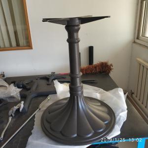 Vintage Table base Cast Iron Table leg Decorative Table Base Commercial Furniture Manufactures
