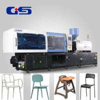 2080kN Clamping Force Plastic Chair Injection Moulding Machine 200T Power Saving Manufactures