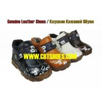 Genuine Leather Children's Shoes Manufactures