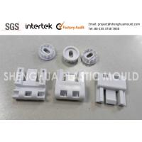 Insert PC Plastic Injection Molding Service , Polycarbonate Injection Moulding Snap Washer Manufactures