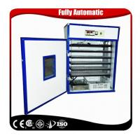 Fully Automatic Quail Egg Incubator Industrial Poultry Incubator Machine Manufactures