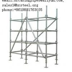 BS 1387/EN39/EN10219 ERW Hot dip galvanized scaffolding carbon welded steel pipe,Construction building materials Manufactures