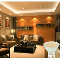 Indoor LED Light Bulbs Gu10 4W with AL body and High lumen 120 beam angle Manufactures