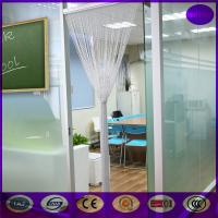 China High Quality Aluminum Fly Insect Bug Door curtain Blind screen from china mainland on sale