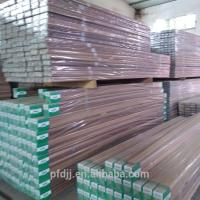 Canadian Western Wood Sawn Timber Natural Color With Customized Size Manufactures