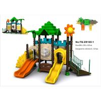 Plastic Kids Outdoor Playground Equipment Innovate Garden Children Play Toy Manufactures