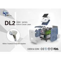 China 808nm Diode Laser Hair Removal Machine 8 Inch True Color LCD Touch Screen on sale