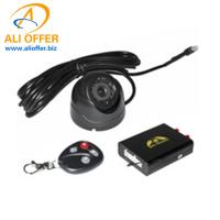 COBAN GPS105 GPS Tracker Dual Sim Card Central Lock Camera TK105 Voice Listening SOS ACC Engine Off GPS Tracker Vehicle Manufactures
