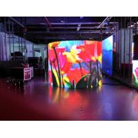 Self - Inspection Flexible LED Screen P4 Indoor Full Color LED Display P4 Manufactures