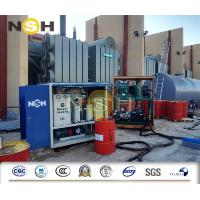 Vacuum Transformer Oil Purifier with Trailer Cover outdoor Easy Move Dehydration Manufactures
