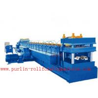 4mm Thickness Guardrail Forming Machine For Making Highway Barrier According to ANSI Manufactures