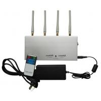 2G / 3G Cell Phone Signal Jammer For schools With Remote Control Manufactures
