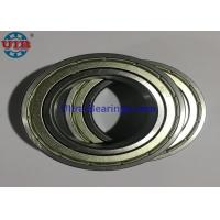19mm Steel Covered Sealed Bearings Low Friction For Heavy Duty Conveyor Roller Manufactures