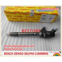 BOSCH Genuine and New common rail injector 0445110442 / 0445110443 for Great wall Hover