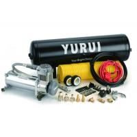 100% Duty Cycle Air Compressor 2.5 Gallon Tank On Board Air System 12V 150 Psi IP67 Manufactures
