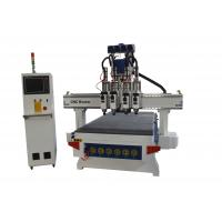 16 Tool Changer Automated CNC Wood Cutting Machine For Furniture Door Manufactures