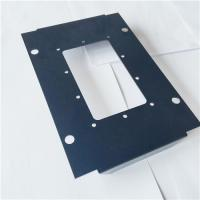 Quality Customize Aluminum stamping endplate with powder coating for sale