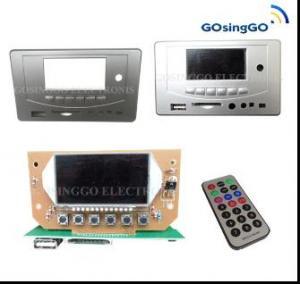 China USB/SD card mp3 decoder on sale