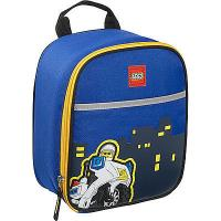LEGO Police City Nights Vertical Lunch Bag - Blue Travel Cooler NEW bottle cooler bag with ice pack cooler bag accessory Manufactures