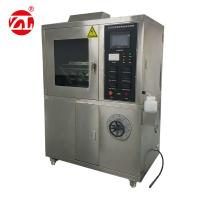 Quality IEC 60587 6000V High Voltage Stainless steel Tracking Index Universal Test for sale