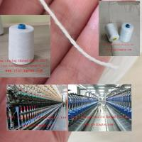 100% polyester bag closing thread for pp bag by bag closing machine Manufactures