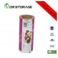 Moisture Barrier Roll Plastic Food Packaging Films for Nut Biscuit Manufactures