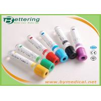 Disposable vacuum blood collection tube edta blood tube medical healthcare hospital pharmacy blood collecting tube Manufactures