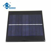 Small Solar Panel Charger Epoxy Solar Panel , PET Laminated Solar Panel Manufactures