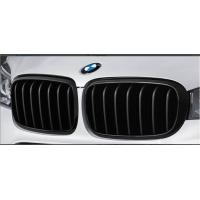 Replacement Euro Style Matte Black Front Grille For BMW X5 00-03 Pre-facelift X5 Series for sale