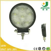 Car accessory: 18w cree led driving light Manufactures