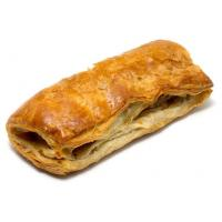 China European Standard Dough Laminator Puff Pastry Machine with Auto freezing Tunnels for Sausage Roll on sale
