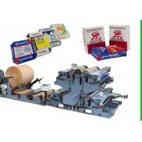 Block Bottom Type Sack Making Machine For Building Material Packing Manufactures