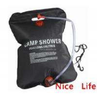 Nice Life 20L Portable Camping Solar Shower (NBA-SC1) Manufactures
