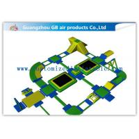 China Business Huge Combo Inflatable Water Park Theme Park Equipment on sale