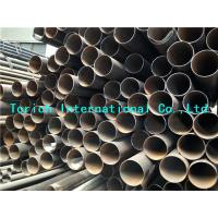 China EN10219-2 Non - alloy / Fine Grain Steels Cold Formed Welded Structural Hollow Sections on sale
