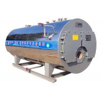 Smoke Tubes Drum Type Fuel Gas Oil Fired Firetube Steam Boiler for Medicine factory Manufactures