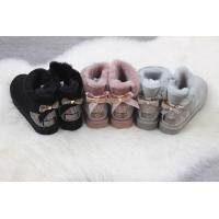 Quality ugg female shoes  UGG 1015063 followed by hot drilling bow for sale