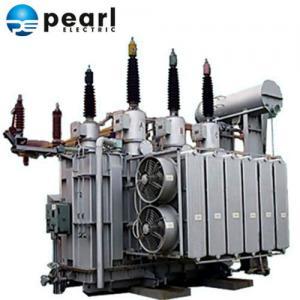 China Reducing No - Load Current Distribution Power Transformer 110kV - 63000 KVA on sale