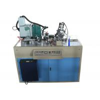 Full Automatic Silver Laser Paper Horn Forming Machine Speed 45 - 65 Horns Per Min