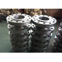 China 150# - 2500# Forged Flat Face Flanges UNS N06625 Steel Pipe Flange for sale