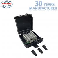 10 Paris Outdoor Distribution Terminal Block With Non - Protective Stb Module Manufactures