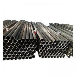 15mm Titanium Alloy Pipe , Threaded Titanium Tube Not Alloy Material Manufactures