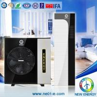 Buy cheap EU market split evi air source floor heating pump air to water heat pump from wholesalers