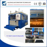 XG-F Vacuum Thermoforming Machine PLC Control For Plastic Thick Hard Shell Manufactures